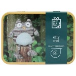 Apples To Pears - Gift In A Tin Olly Owl