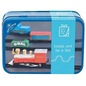 Apples To Pears - Gift In A Tin Train