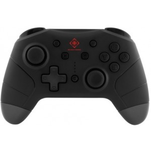 Deltaco-g Nintendo Switch Bluetooth Controller, Black - Spil